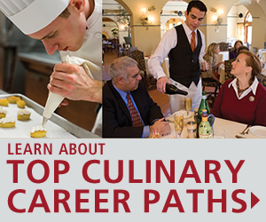 Download Whitepaper - CIA's Top Culinary Careers List - Ad