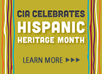 Learn about how CIA's Celebrating Hispanic Heritage Month
