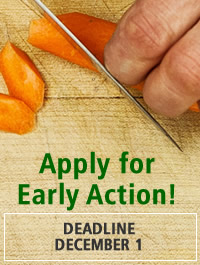 Apply for Early Action at CIA