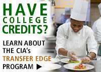 Have Credits to Transfer? Learn More about CIA's Transfer Edge