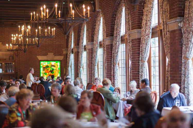 The Cia Restaurant Groups 2014 Winter Dining Series Culinary