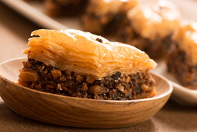 Chocolate Almond Baklava-th