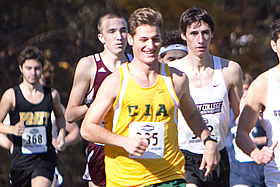 Orel Anbar, CIA Cross Country Champion