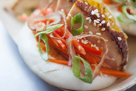 Steamed Buns