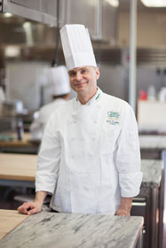 Chef Peter Greweling