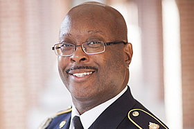 Eric Jenkins, veteran and new CIA admissions counselor