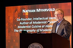 Worlds of Flavor with Nathan Myhrvold, co-author of Modernist Cuisine