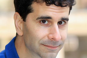 Tony Award-nominated actor and playwright John Cariani. Cul-de-sac runs April 29 through May 14, 2017 at The Culinary Institute of America's Marriott Pavilion
