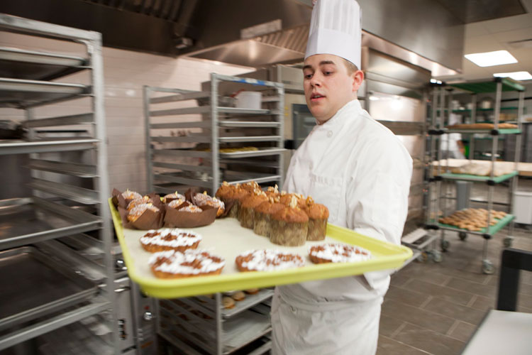 Baking And Pastry jeff hawkins subjects to learn in college