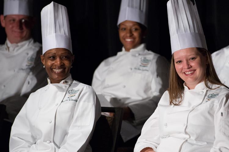 San Antonio Chef Restaurateur Speaks At Cia Graduation