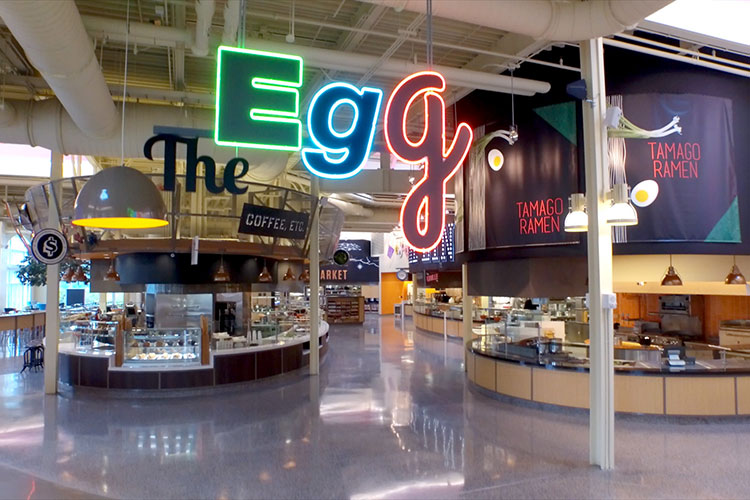 The Egg Hatches At The Culinary Institute Of America Culinary
