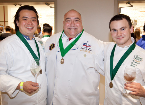 acf chef coats american culinary federation president speaks to graduates