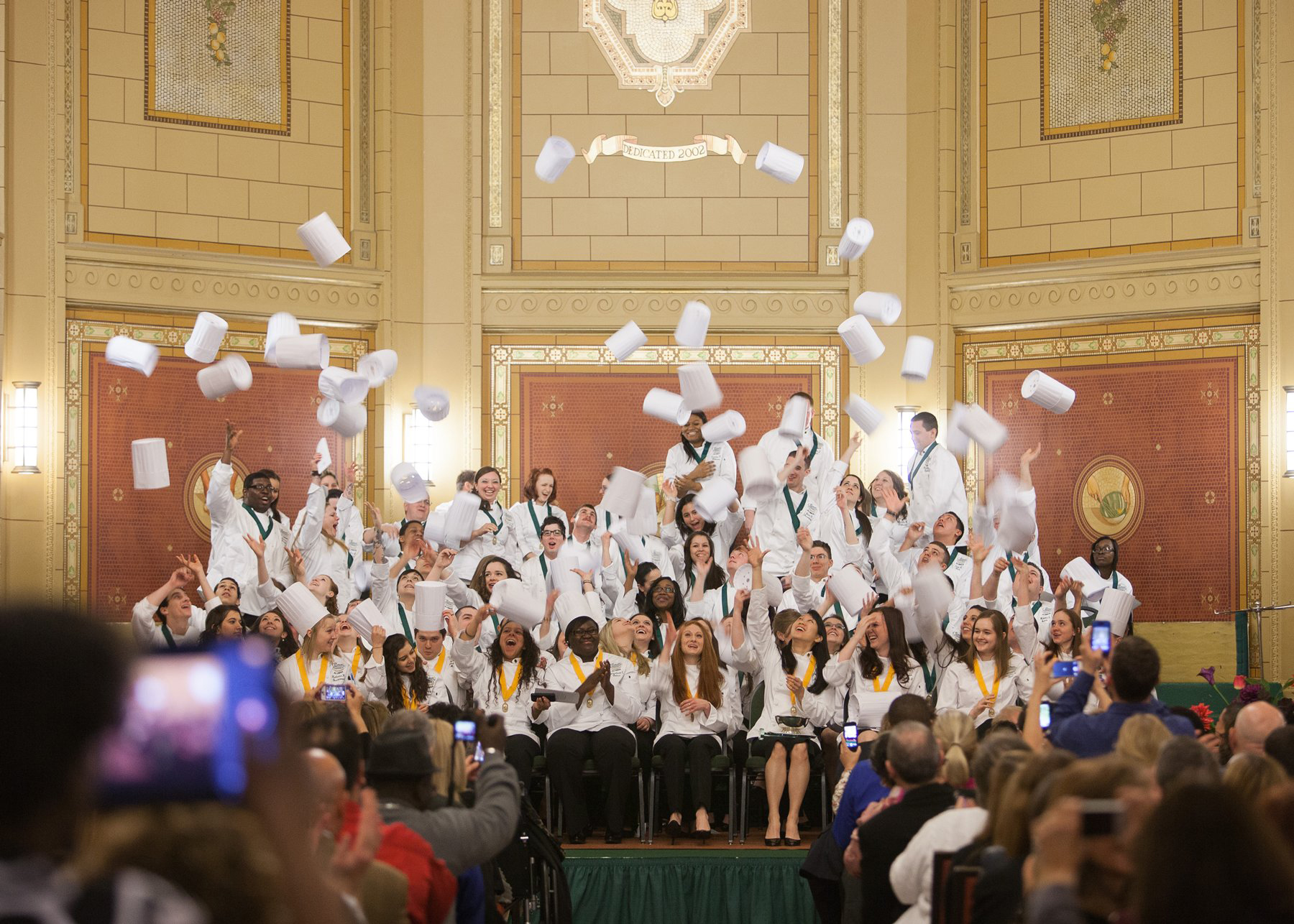Culinary Institute Of America New York >> Kitchen Culture Founder Speaks at CIA Commencement ...