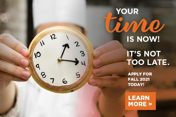 Time is now - Apply to the CIA for Fall 2021!