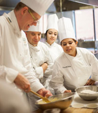 Seasonal Enrollment Benefits are Available for Culinary School Associate's Degree in Culinary Arts Programs