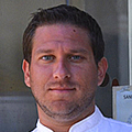 Michael Ferraro, CIA culinary arts alumni, is executive chef at Delicatessen and MacBar.