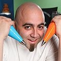 Duff Goldman, CIA baking and pastry alumni, host of Food Network shows Ace of Cakes & Sugar High.