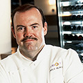 Charlie Palmer, CIA culinary arts alumni, chef, restaurateur & founder of The Charlie Palmer Group.