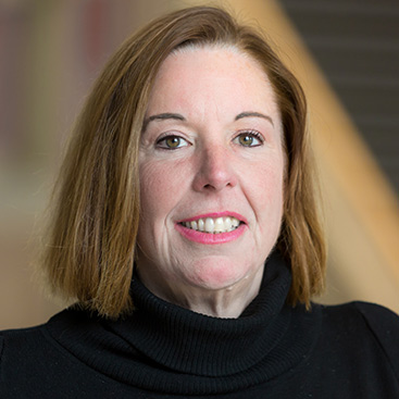 Sussan Cussen is CIA Associate Vice President—Branch Campuses.