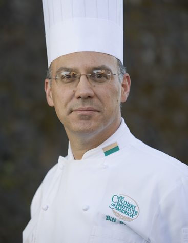 William (Bill) Briwa, CIA Chef-Instructor, Culinary Arts