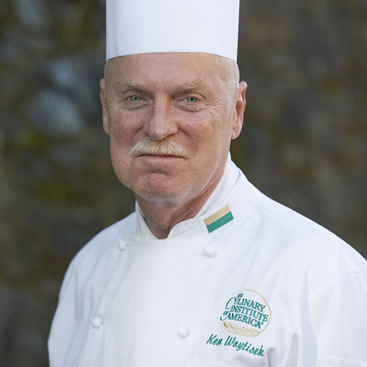 Ken Woytisek, CIA Chef-Instructor—Culinary Arts
