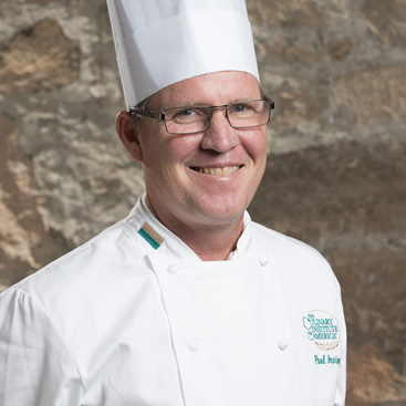 Paul Irving, CIA Chef-Instructor—Culinary Arts