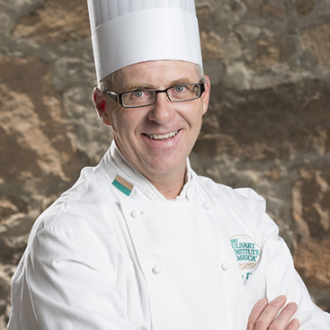 Stephan Durfee, CIA Chef-Instructor—Baking and Pastry Arts