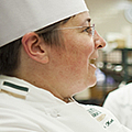 Cynthia Keller, CIA Associate Dean—Culinary Fundamentals, CIA New York campus