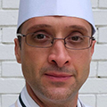 Michael Sanson, culinary arts professor at The Culinary Institute of America, Singapore.