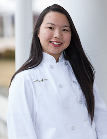 Cindy Yuong, CIA baking and pastry arts student