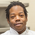 Rodney Harvey, CIA Associate Degree in Culinary Arts student and veteran.