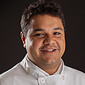 Nilson Chaves Netto, CIA culinary arts student, initially went to law school. Eventually, he realized his passion was to be in the kitchen and decided to pursue cooking at the CIA as a career.