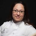 Jennifer Rice, CIA Degrees in Culinary Arts, Baking and Pastry Arts & veteran scholarship recipient