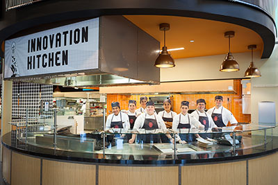 CIA Leads the Way - Innovation Kitchen