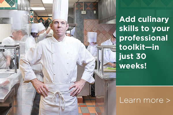 ACAP - add culinary skills to your toolkit