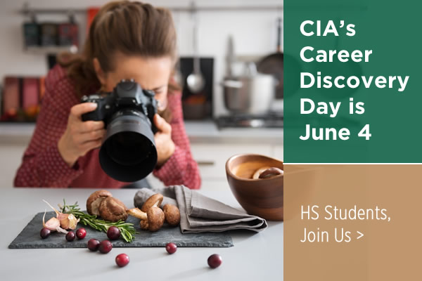 Join us for CIA's Career Discovery Day for HS students
