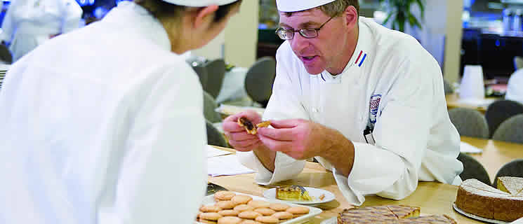 CIA cassociate and bachelor's degrees have value, your college degree will take you far in the food business.