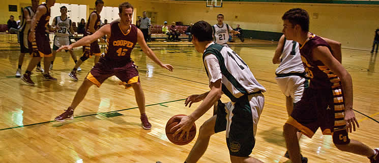 Information about CIA basketball team - get college athletics information