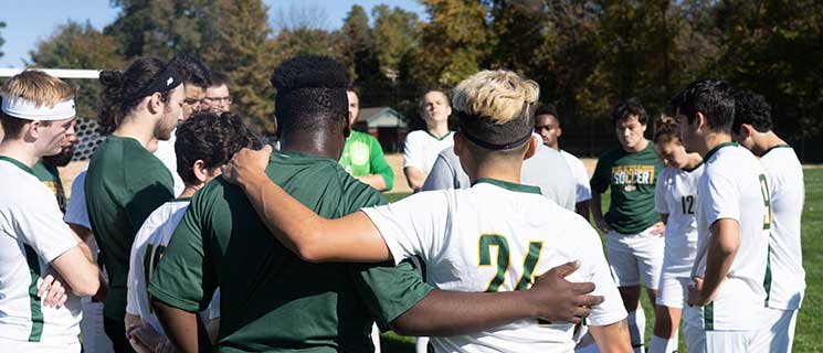Read about CIA's soccer team's history - check out CIA's college athletics programs.