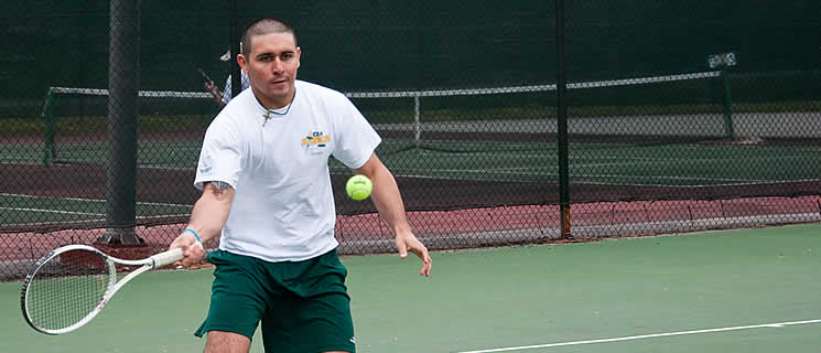 Read about the CIA's tennis team coaches  and CIA steels college tennis team.