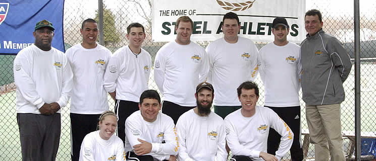 CIA tennis team history - The CIA Steels