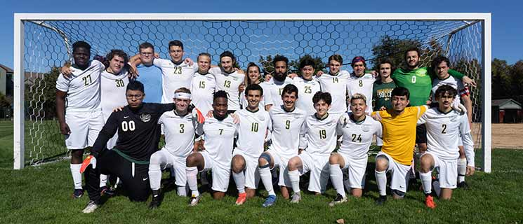 Learn about CIA NY's soccer team, learn about CIA Steels athletics at the premier culinary college