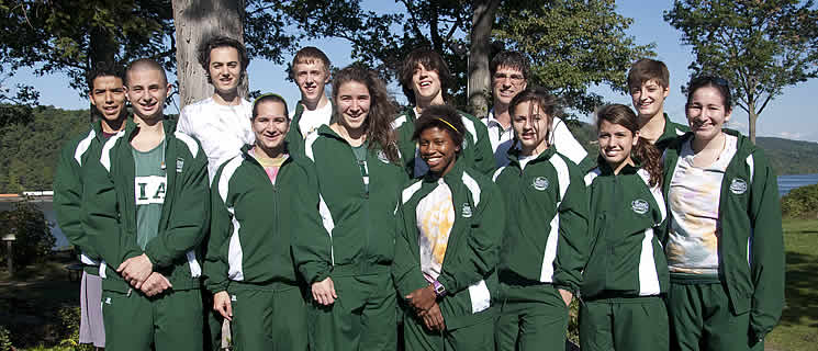 Check out the team roster for CIA's cross country team - CIA Steels athletics