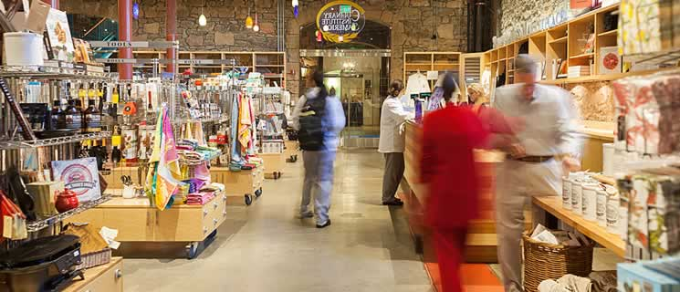 Learn about shopping at the Spice Islands® Marketplace at the CIA's Greystone campus in St. Helena, California.