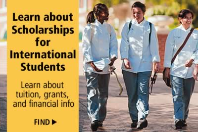 International Students - Learn about CIA scholarships, tuition, grant info