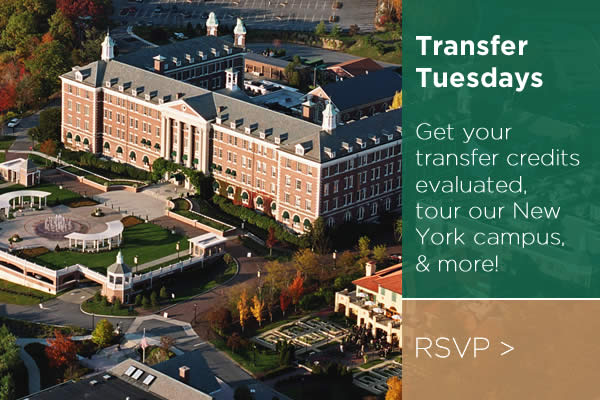 Learn about CIA Transfer Tuesdays for adult college students