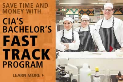 Learn about CIA's Bachelor's Fast Track Program >