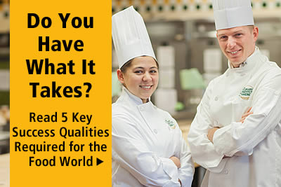 5 Key Qualities - Do You Have What it Takes to Succeed in the Food World