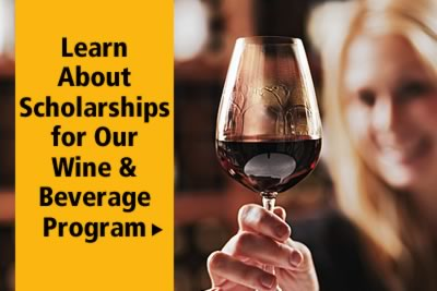 Learn about CIA's wine & beverage scholarships program