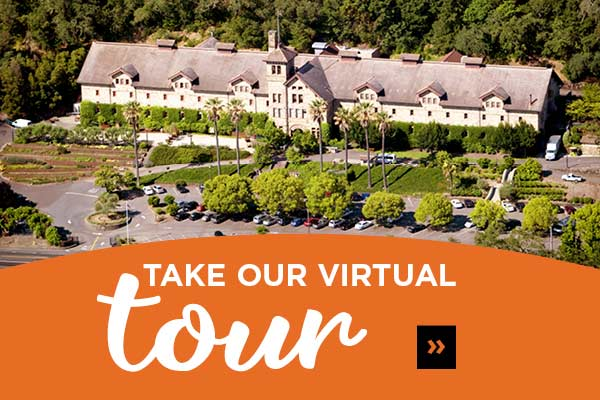 Take a Virtual Campus Tour of CIA California
